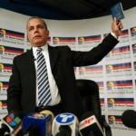 Venezuelan politician arrested after self imposed exile