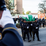 Body of slain Guyanese NYPD officer to arrive in Guyana on Thursday night for final farewell