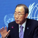 Ban-Ki-Moon for one hour stop in Guyana
