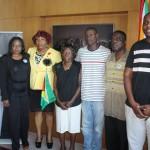Family members of slain Guyanese NYPD officer offer gratitude for support and comfort