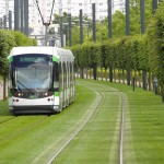 President pushes light rail tracks as way of easing traffic congestion woes