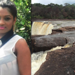 Another woman jumps over Kaieteur falls during tour