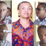 Four men sentenced to 81 years in jail each for granny execution