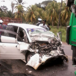 Two killed in mid morning Coverden crash