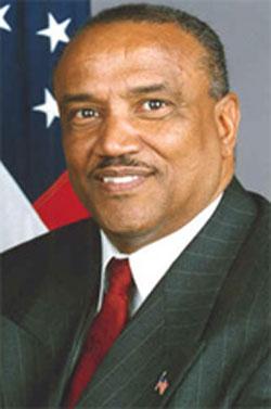 Former US Ambassador Roland Bullen