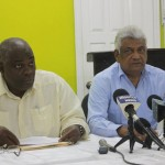 Surujbally blazes Rohee over questions about ethnicity of GECOM workers