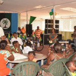 President announces subvention for Sophia Literacy Programme