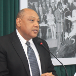 """Trotman defends """"rush of Bills"""" through Parliament; Slams PPP as hypocritical with its criticism"""