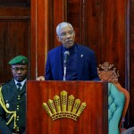President outlines pathway for economic independence to Parliament