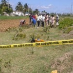 Missing Sophia man found dead in trench