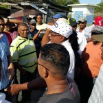Jagdeo tells sugar workers closure of Wales estate is callous and meant to hurt PPP supporters