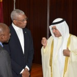Guyana encouraged to develop closer trading links with Kuwait