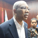 Joint Service collaboration is nothing new  -Pres. David Granger