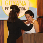First Lady is new Patron of Guyana Foundation