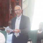 Business Minister urges businesses to take obligations seriously