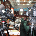 Not GINA's job to cover Opposition during Budget Debates   -Director of Public Information
