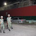 Security measures increased around Camp Street jail