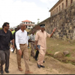 President seeks long term measures to fix Guyana's prison system