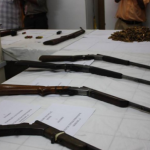 Amerindian farmers to get back guns surrendered during amnesty as Government also waives licensing fees for them