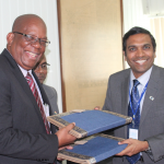 Guyana inks US$50 Million agreement with India for Diamond to Ogle road