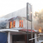 Fire completely guts old Sheriff nightclub