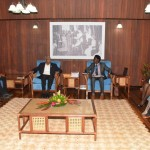 President meets UGSS delegation on concerns of students at UG