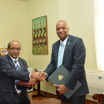 India signs on to fund ICT Centre of Excellence in Guyana