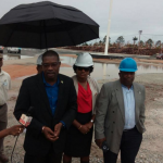 $150 Million to complete Durban Park project as Works Ministry takes over project