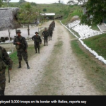 Belize-Guatemala border tensions rise over shooting