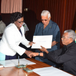 President rejects calls for Broomes to be transferred from Natural Resources Ministry