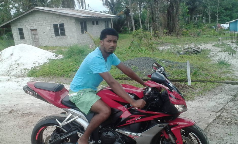 News Source Guyana >> Linden youth dies in motorcycle crash | News Source Guyana