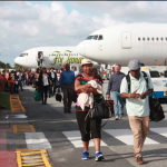 Guyana sees major increase in arrivals during jubilee celebrations
