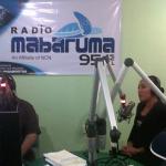 Radio Mabaruma goes Live