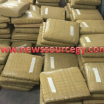 Large quantity of marijuana found in container at city wharf