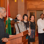 Guyana continues to benefit from visiting Chinese Medical Brigade