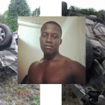 Off-duty Policeman killed in accident at Bamia