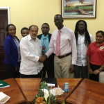 Lands and Surveys Commission partners with UNFAO on sustainable land development project