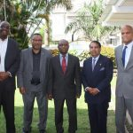 Greenidge plugs appropriate emoluments for skillful foreign service at orientation session