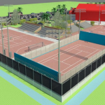 Digicel refurbishes Gymnasium dorms as Sports Commission talks up $440M overhaul