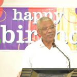 President wishes for transformed Guyana on his birthday