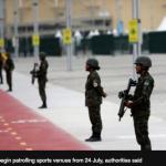 Brazil Olympics: Ten arrested for 'plotting 'terror'