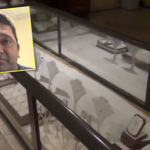 Sanjay's lose millions in late night heist