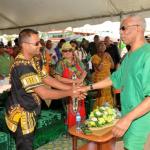 """President triggers end of Region 5 RDC impasse with """"let bygones be bygones"""" appeal"""
