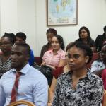 Public servants begin Spanish course at Foreign Service Institute