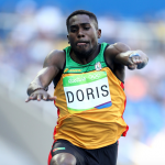 Double foul jumps leave Guyana's Troy Doris off the medal platform