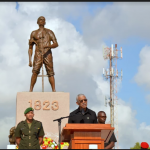 Government to build 1823 Memorial at Parade Ground