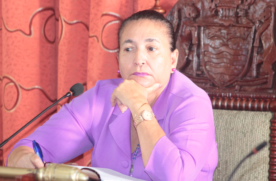 Mayor Patricia Chase-Green