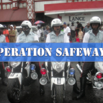 "Police Force Traffic Dept. launches ""Operation Safeway"" as road deaths continue to climb"