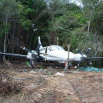 Illegal plane found at Yupukari came from Colombia weeks before discovery  -CoI Prelim report