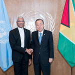 UN Secretary General to give assessment of Guyana/Venezuela border row in November